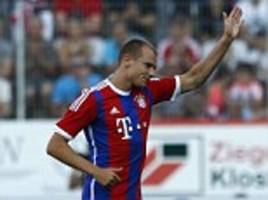 Bayern Munich defender Holger Badstuber plays first game since 2012 in friendly win
